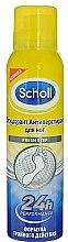 Düfte, Parfümerie und Kosmetik Fußdeospray Antitranspirant - Scholl Fresh Step Antiperspirant