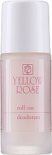 Düfte, Parfümerie und Kosmetik Deo Roll-on - Yellow Rose Deodorant Pink Roll-On