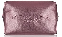 Düfte, Parfümerie und Kosmetik Kosmetiktasche pink - Mesauda Milano Pink Cosmetic Bag