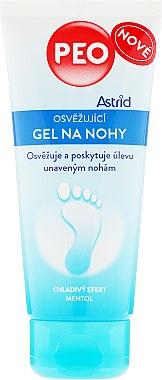 Pflegendes Fußgel - Astrid Refreshing PEO Gel — Bild N1