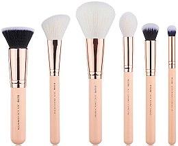Düfte, Parfümerie und Kosmetik Make-up Pinselset T458 6 St. - Jessup