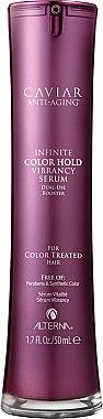 Anti-Aging-Haarserum für unendliche Farbbeständigkeit - Alterna Caviar Anti-Aging Infinite Color Hold Vibrancy Serum — Bild N1