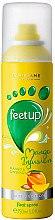 Düfte, Parfümerie und Kosmetik Erfrischendes Fußspray mit Mango und Ginseng - Oriflame Feet Up