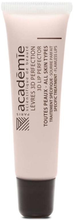 Lippenbalsam mit Volumen-Effekt - Academie 3D Lip Perfector — Bild N1