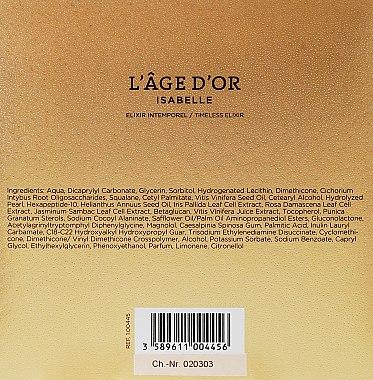 Ultimatives Anti-Age Serum für luxuriöse Pflegeansprüche - Isabelle Lancray L'Age D'Or Isabelle Timeless Elixir — Bild N3