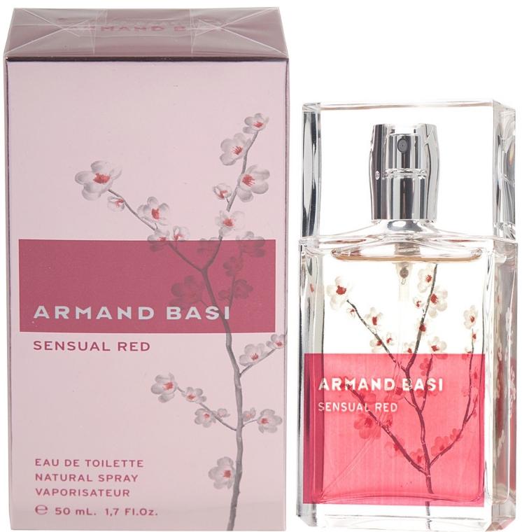 Armand Basi Sensual Red - Eau de Toilette — Bild N3