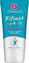Düfte, Parfümerie und Kosmetik Extra straffender Körperbalsam - Dermacol Fitness My Body Balm