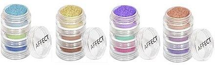 Lidschatten-Set - Affect Cosmetics Charmy Pigment Loose Eyeshadow Set  — Bild N2