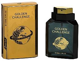 Omerta Golden Challenge For Men - Eau de Toilette — Bild N2