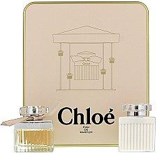 Düfte, Parfümerie und Kosmetik Chloe - Duftset (Eau de Parfum 50ml + Körperlotion 100ml)