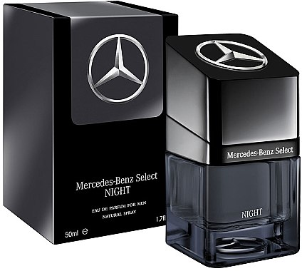 Mercedes-Benz Select Night - Eau de Parfum — Bild N3