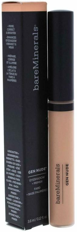Flüssiger Lidschatten-Primer - Bare Escentuals Bare Minerals Gen Nude Eyeshadow + Prime — Bild N1
