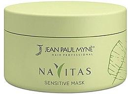 Düfte, Parfümerie und Kosmetik Revitalisierende Haarmaske für geschädigtes Haar - Jean Paul Myne Navitas Sensitive Mask