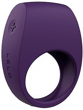 Raffinierter wiederaufladbarer Penisring für Paare violett - Lelo Homme Tor 2 Purple — Bild N1