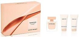 Düfte, Parfümerie und Kosmetik Narciso Rodriguez Narciso - Duftset (Eau de Parfum 50ml + Körperlotion 50ml + Duschcreme 50ml)
