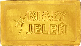 Hypoallergene Naturseife mit Ringelblumenextrakt - Bialy Jelen Hypoallergenic Soap Extract Calendula — Bild N2