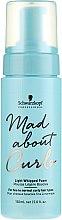 Düfte, Parfümerie und Kosmetik Modellierender Haarschaum für Locken - Schwarzkopf Professional Mad About Curls Light Whipped Foam