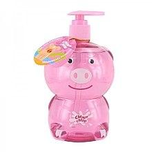 Düfte, Parfümerie und Kosmetik Bade- und Duschgel für Kinder Ferkel - Chlapu Chlap Bath & Shower Gel