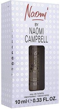 Naomi Campbell Naomi - Eau de Toilette (Mini)  — Bild N3