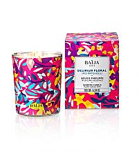 Düfte, Parfümerie und Kosmetik Duftkerze im Glas - Baija Delirium Floral Candle Wax