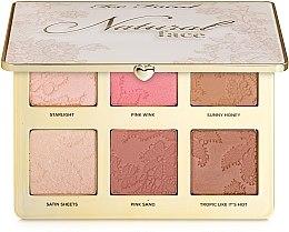 Düfte, Parfümerie und Kosmetik Make-up Set - Too Faced Natural Face Palette
