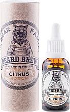 Düfte, Parfümerie und Kosmetik Bartöl mit Zitrusfrüchten - Mr. Bear Family Brew Oil Citrus