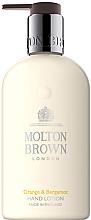 Düfte, Parfümerie und Kosmetik Molton Brown Orange & Bergamot Hand Lotion - Handlotion