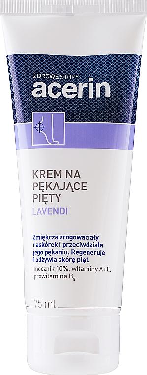 Creme für rissige Fersen - Acerin Lavendi Cream — Bild N1