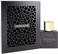 Düfte, Parfümerie und Kosmetik Nishane Karagoz - Parfum