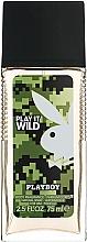Düfte, Parfümerie und Kosmetik Playboy Play It Wild - Parfümiertes Deodorant Körperspray