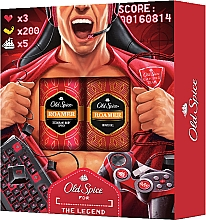 Düfte, Parfümerie und Kosmetik Duftset - Old Spice Roamer Gamer (Deodorant 50g + Duschgel 250ml)