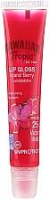 Düfte, Parfümerie und Kosmetik Sonnenschützender und feuchtigkeitsspendender Lipgloss SPF 25 - Hawaiian Tropic Gloss Lip Gloss Island Berry SPF 25