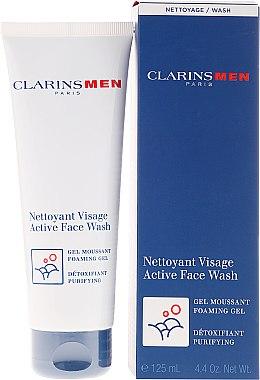 Schaum-Gel für Männer - Clarins Men Foaming Gel — Bild N1