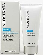 Düfte, Parfümerie und Kosmetik Porenverfeinernde Peelingmaske für die Nacht mit 8% Neoglucosamin - Neostrata Clarify Exfoliating Mask
