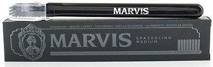 Zahnbürste mittel schwarz - Marvis Toothbrush — Bild N2