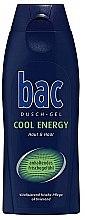 Düfte, Parfümerie und Kosmetik 2in1 Erfrischendes Duschgel - Bac Men Cool Energy