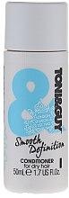 Conditioner für trockenes Haar - Toni & Guy Nourish Smoothing Conditioner for Dry Hair — Bild N2