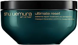 Düfte, Parfümerie und Kosmetik Regenerierende Haarmaske - Shu Uemura Art of Hair Ultimate Reset Mask