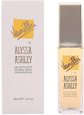Alyssa Ashley Vanilla - Eau de Toilette — Bild N1