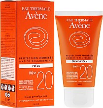 Düfte, Parfümerie und Kosmetik Sonnenschutzcreme SPF 20 - Avene Solaires Moderate Protection Cream SPF 20