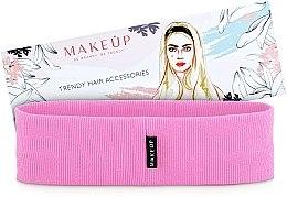 Haarband Be Beauty rosa - MakeUp — Bild N1
