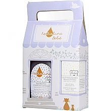 Düfte, Parfümerie und Kosmetik Körperpflegeset für Babys - NeBiolina Baby Gift Set II (Körperfluid 500ml + Massageöl 100ml)