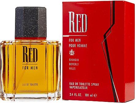 Giorgio Beverly Hills Red for Men - Eau de Toilette  — Bild N1