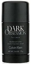 Düfte, Parfümerie und Kosmetik Calvin Klein Dark Obsession - Parfümierter Deostick