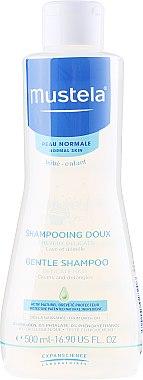 Sanftes Shampoo für Babys und Kinder - Mustela Bebe Baby Shampoo — Bild N3