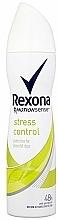 Düfte, Parfümerie und Kosmetik Deospray Antitranspirant - Rexona Motionsense Stress Control