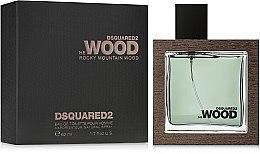Düfte, Parfümerie und Kosmetik DSQUARED2 He Wood Rocky Mountain Wood - Eau de Toilette