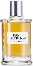 Düfte, Parfümerie und Kosmetik David Beckham Classic - After Shave