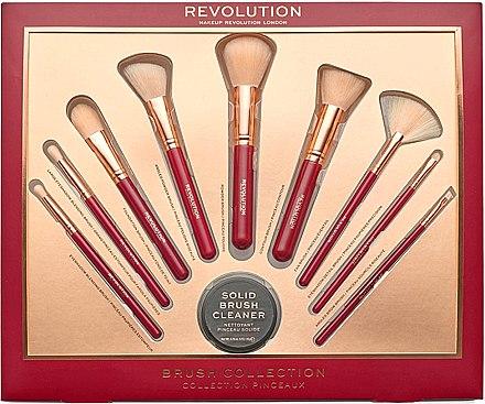 Make-up Pinselset - Makeup Revolution Brush Collection — Bild N1