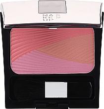 Düfte, Parfümerie und Kosmetik Gesichtsrouge Trio im Spiegeletui - Make Up Factory Rosy Shine Blusher